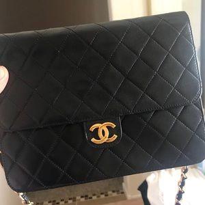 94b0c1e64594 CHANEL Bags | Wgaca Vintage Ex Flap Bag | Poshmark